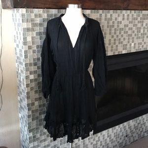 Jen's Pirate Booty tunic cover up Mini Dress XS